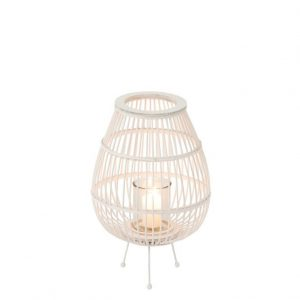 Lanterne Daya Bois Blanc